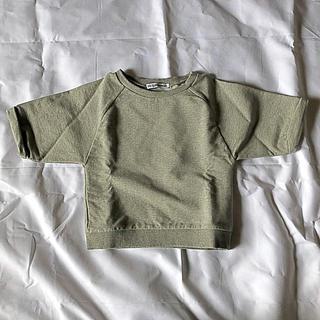 コドモビームス(こども ビームス)のmingo スウェット半袖 2-4y(Tシャツ/カットソー)