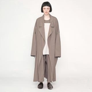 ドゥルカマラ(Dulcamara)のmybeautifullandlet tropicalclothlongcoat(チェスターコート)