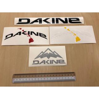 ダカイン(Dakine)のDAKINE ステッカーセット 新品未使用 全国送料無料(サーフィン)