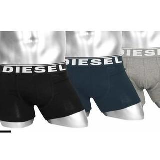 ディーゼル(DIESEL)のDIESEL ボクサーパンツ3枚組 Mサイズ 新品未使用(ボクサーパンツ)