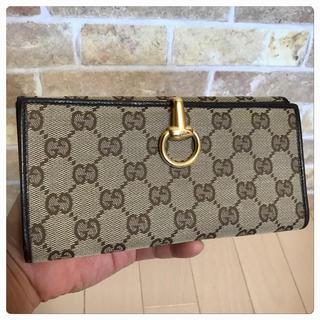 fa6e3fc0c982 グッチ 財布(ベージュ系)の通販 800点以上 | Gucciを買うならラクマ