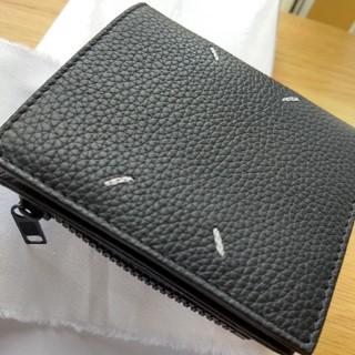 マルタンマルジェラ(Maison Martin Margiela)のメゾン マルジェラ ミニウォレット 新品未使用(折り財布)