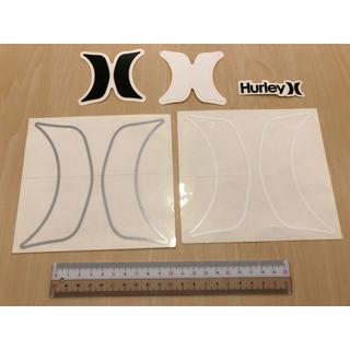 ハーレー(Hurley)のHURLEY ステッカーセット 新品未使用 全国送料無料(サーフィン)
