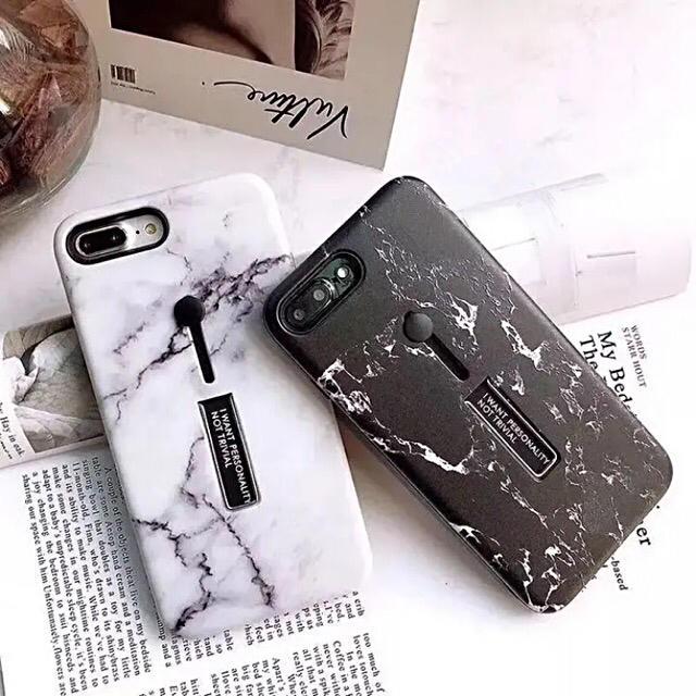 グッチ アイフォーンx ケース メンズ - 大理石調 リング スタンド付き iPhone ケースの通販 by VTG's shop|ラクマ
