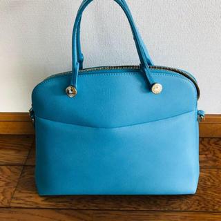 baa965c69bb0 フルラ(Furla)の正規品 フルラ パイパー M ブルー トートバッグ(トートバッグ