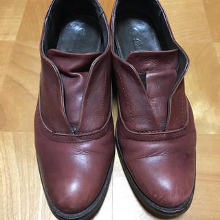 ドクターマーチン(Dr.Martens)の革靴(ローファー/革靴)