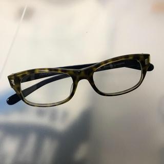 ステューシー(STUSSY)のSTUSSY SILAS コラボ 眼鏡 送料無料(サングラス/メガネ)