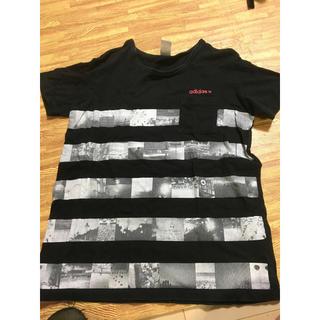 アディダス(adidas)のアディダス  夏場  Tシャツ  ワンポイント(Tシャツ/カットソー(半袖/袖なし))