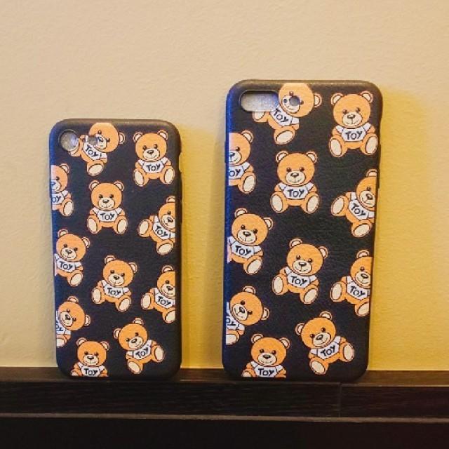 大人気【新品】テディベアiPhoneケースの通販 by ソフィア's select♥️|ラクマ