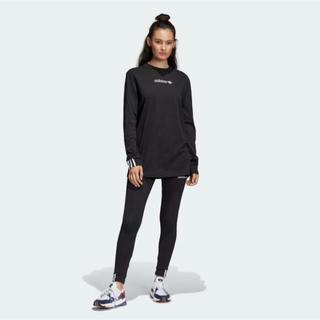 アディダス(adidas)のadidas アディダス WOMEN ロンT (Tシャツ(長袖/七分))
