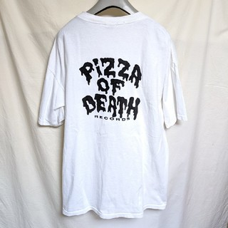 HIGH!STANDARD - PIZZA OF DEATH Tシャツ