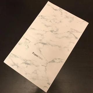 フランフラン(Francfranc)の【41.5×26cm】【5枚セット】フランフラン ギフトラップ ショッパーa(ショップ袋)