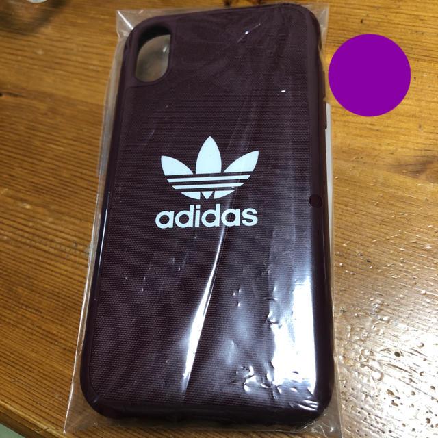 adidas - ☆新品☆【iPhone XR】adidasカラーケースの通販 by わたしshop|アディダスならラクマ