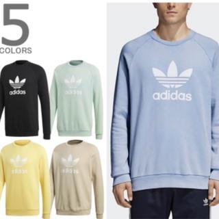 アディダス(adidas)のadidas Originals TREFOIL CREW Mサイズ(スウェット)