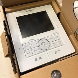 パナソニック(Panasonic)のPanasonicインターホン増設モニターテレビドアホンVL-V650K(その他)