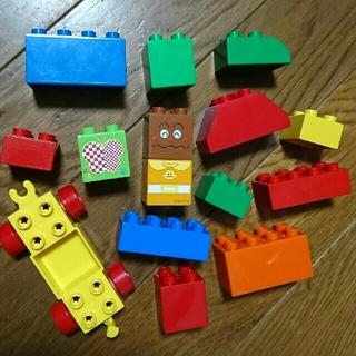 アンパンマン(アンパンマン)のカレーぱんまん ブロックセット(積み木/ブロック)