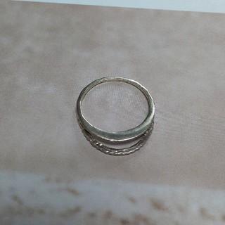カオル(KAORU)のアトリエカオル KAORU グリーンゴールド リング(リング(指輪))