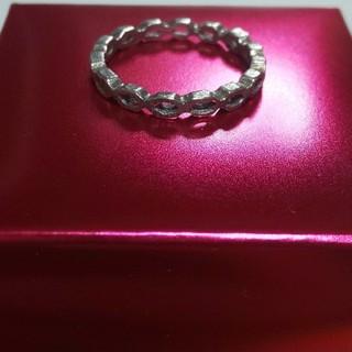カオル(KAORU)のアトリエカオル KAORU スパングル シルバー リング(リング(指輪))