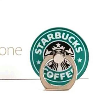 スターバックスコーヒー(Starbucks Coffee)のバンカーリング スマホリング    スターバックスコーヒー ロゴ     (その他)