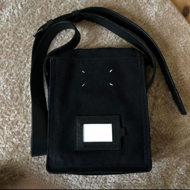 Maison Martin Margiela(マルタンマルジェラ)のマルジェラ ショルダーバッグ メンズのバッグ(ショルダーバッグ)の商品写真