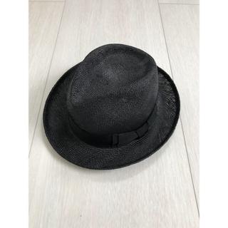 スナイデル(snidel)の【2点セット】snidel カンカン帽  + ETVOS ハイライト(麦わら帽子/ストローハット)