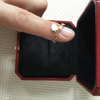 カルティエ(Cartier)のカルティエ  リング(リング(指輪))