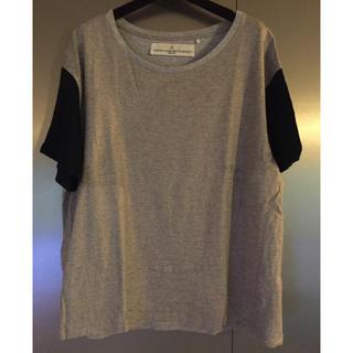 ゴールデングース(GOLDEN GOOSE)のゴールデングース  配色Tシャツ(Tシャツ(半袖/袖なし))