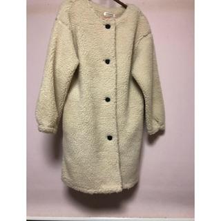 natural couture - ボアジャケット