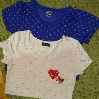 ファンキーフルーツ(FUNKY FRUIT)のファンキーフルーツ Tシャツ2枚まとめて(Tシャツ(半袖/袖なし))