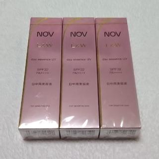 ノブ(NOV)のNOV L&W 日中美容液(美容液)