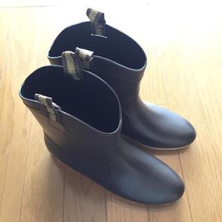 レインブーツ LLサイズ♪ ブラウン(レインブーツ/長靴)