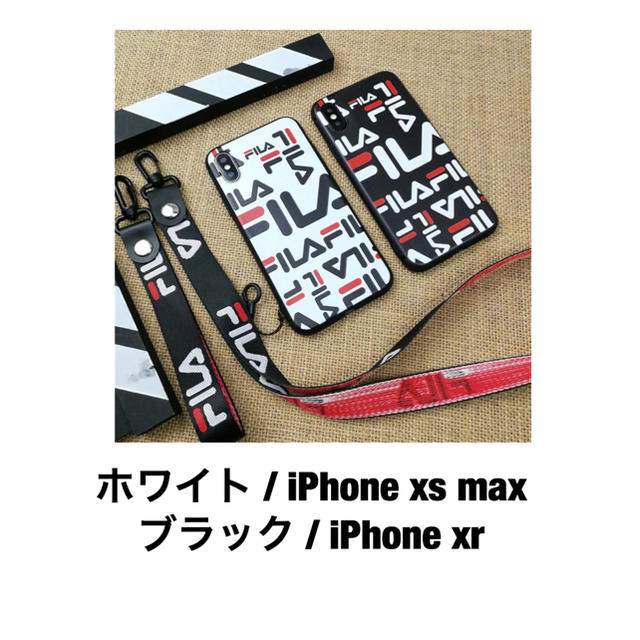 iphone x ケース 純正 楽天 / iPhone xsmax ケース♡ iPhone xr ケース ストラップ付きの通販 by ゆ|ラクマ