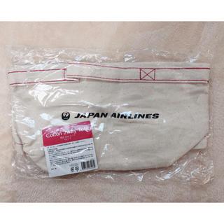 ジャル(ニホンコウクウ)(JAL(日本航空))のJAL◆コットントートバッグ未使用(エコバッグ)