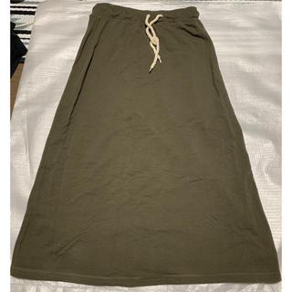 シマムラ(しまむら)のしまむら スウェット ロングスカート(ロングスカート)