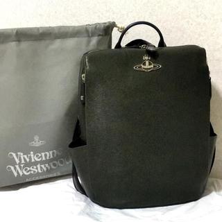 ヴィヴィアンウエストウッド(Vivienne Westwood)のヴィヴィアンADVAN本革リュックレザーバッグ(リュック/バックパック)