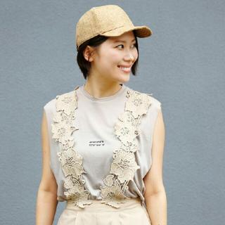 アメリヴィンテージ(Ameri VINTAGE)のAmeri VINTAGE テンセルラフタンクトップ アメリ ヴィンテージ (Tシャツ(半袖/袖なし))