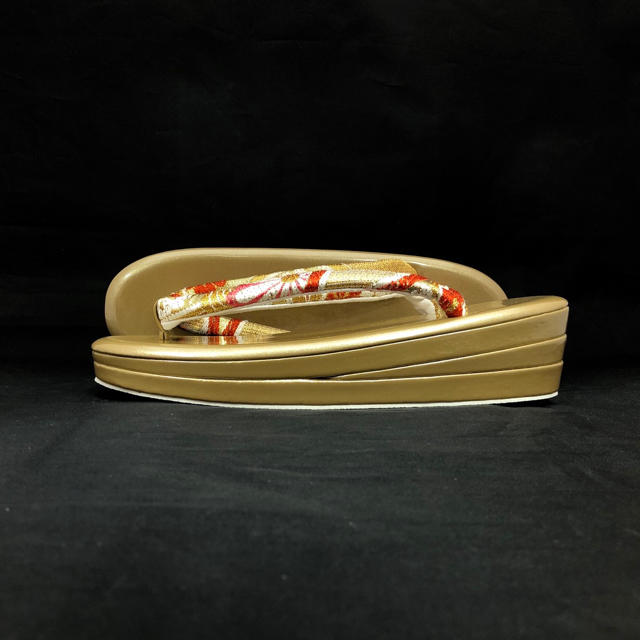 草履バッグ セット 3Lサイズ (新品) #628 レディースの靴/シューズ(下駄/草履)の商品写真