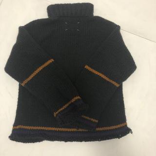 マルタンマルジェラ(Maison Martin Margiela)のマルジェラ  セーター 17aw(ニット/セーター)