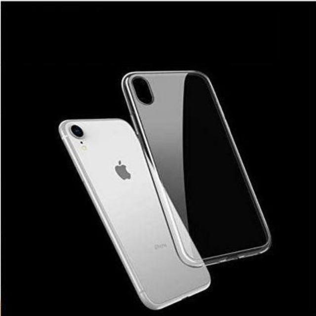 iPhone XR Clear Case クリア ケース 耐衝撃 衝撃吸収の通販 by gさん shop|ラクマ