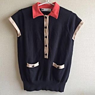 スライ(SLY)のSLYの半袖ニット(Tシャツ(半袖/袖なし))
