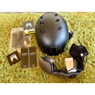 シュレッド ヘルメット Lサイズ 黒