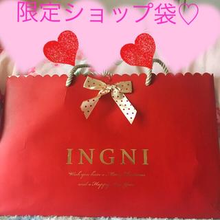 イング(INGNI)のイングINGNI♡限定ショップ袋 ショッパー大(ショップ袋)