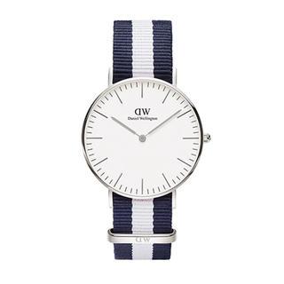 ダニエルウェリントン(Daniel Wellington)のダニエルウェリントン 時計 ナイロンベルト 36mm(腕時計(アナログ))
