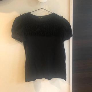 ドゥロワー(Drawer)のドゥロワー drawer Tシャツ フリル(Tシャツ(半袖/袖なし))
