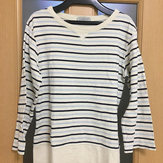 シマムラ(しまむら)のTシャツ  L(Tシャツ(長袖/七分))