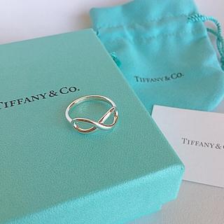 ティファニー(Tiffany & Co.)のティファニー TIFFANY インフィニティリング 期間限定値下げ(リング(指輪))