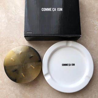 コムサイズム(COMME CA ISM)のコムサイズム灰皿&キャンドル(灰皿)