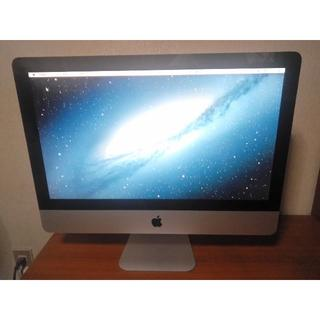 21.5-inch, Late 2013 2.9ghz I5 8gb Ram 1tb Sata Hard Drive Appleimac
