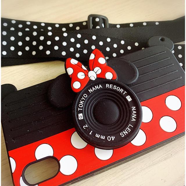 xperia z2ケース 女子 ハート / iPhone - iPhone XR カメラ風スマホケース(ミニーちゃん風)の通販 by のんのん's shop|アイフォーンならラクマ