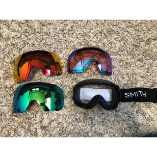 SMITH - SMITH I/O MAG レンズ3枚セット スミス ゴーグル スノーボード